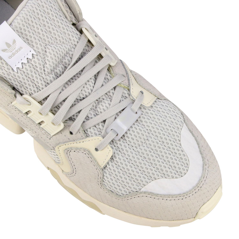 Спортивная обувь Adidas Originals: Обувь Мужское Adidas Originals белый 4