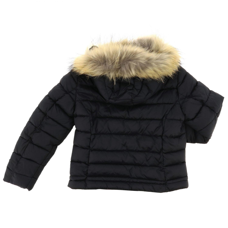 Jacket kids Blauer black 2