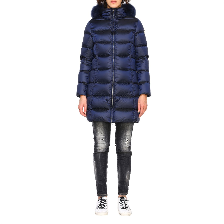 Куртка Женское Colmar темно-синий 1