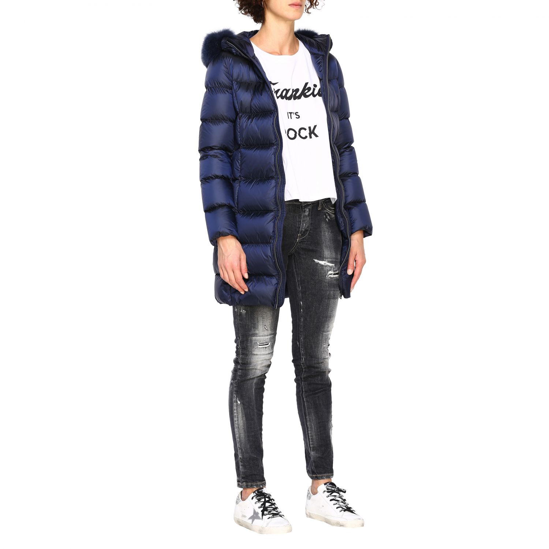 Куртка Женское Colmar темно-синий 2