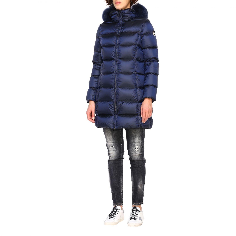 Куртка Женское Colmar темно-синий 4