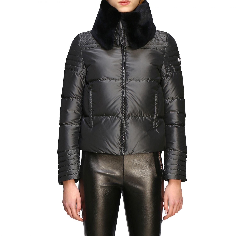 外套 女士 Colmar 黑色 1