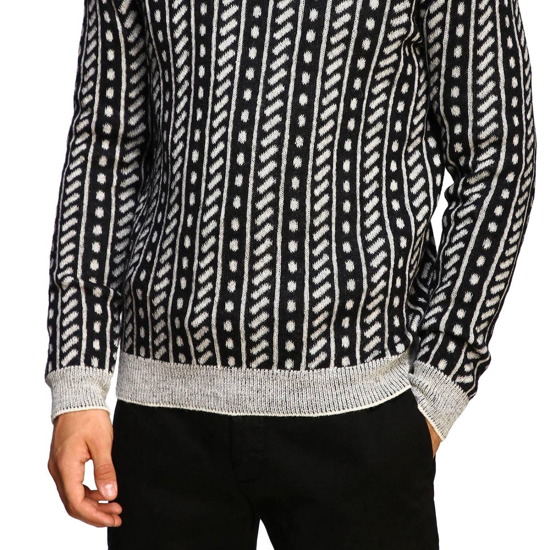 Pull Saint Laurent: Pull homme Saint Laurent noir 5