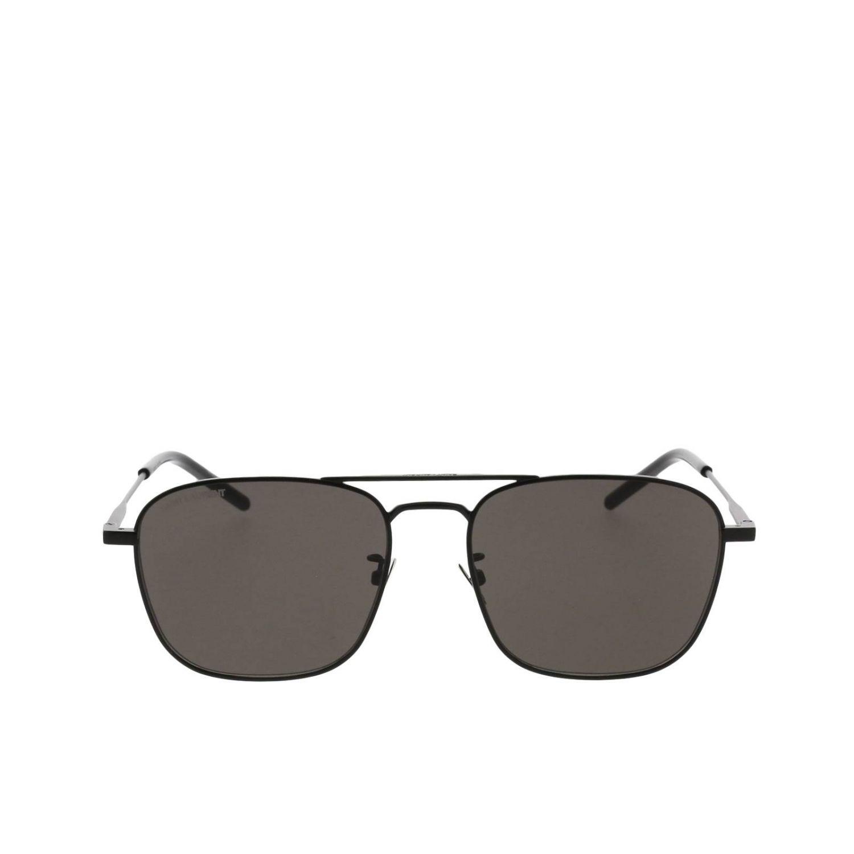 Saint Laurent Sl309 Metall Sonnenbrille schwarz 2