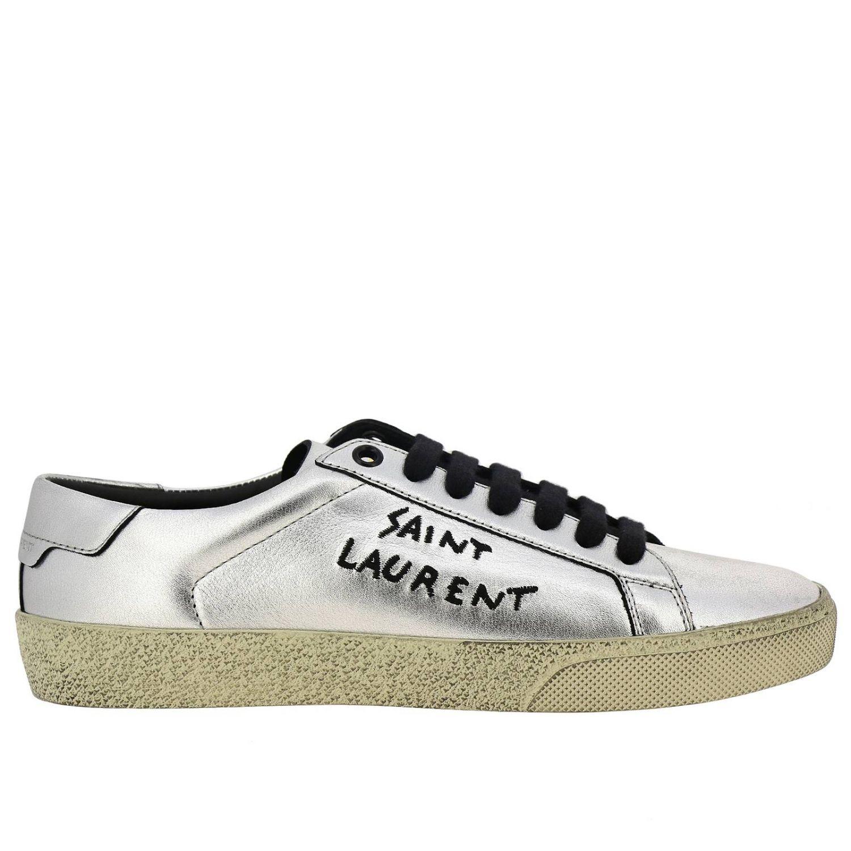 SAINT LAURENT | Sneakers Shoes Women Saint Laurent | Goxip