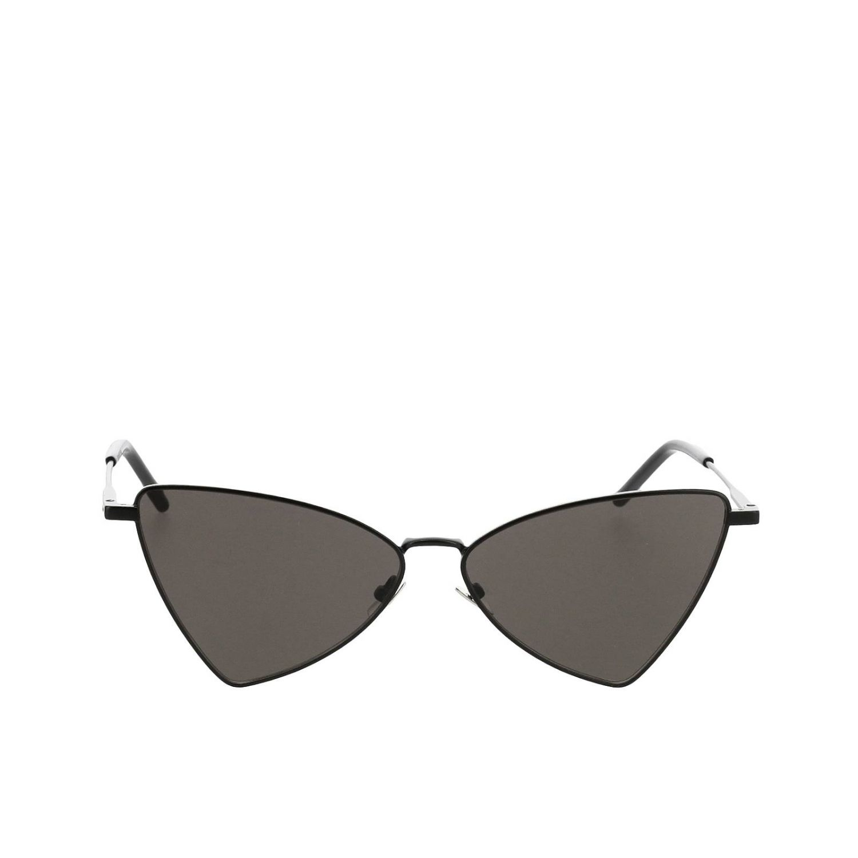 Sl303 gerry metal sunglasses by Saint Laurent black 2