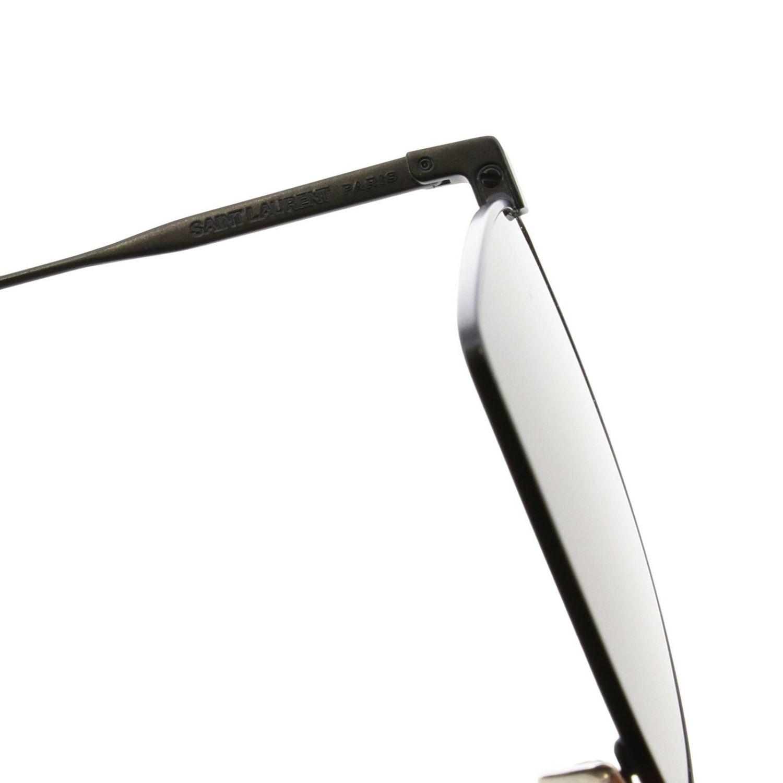 Gafas Saint Laurent: Gafas de sol de metal Saint Laurent Sl303 Gerry negro 3