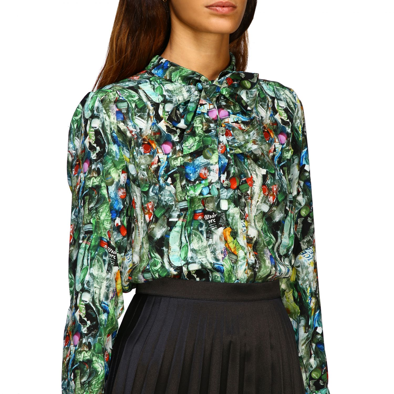 Camisa Ultrachic: Camisa mujer Ultrachic verde 4
