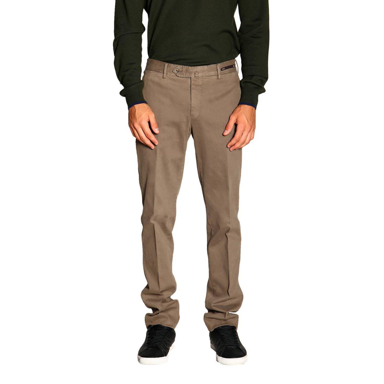 Pants Pt: Pants men Pt dove grey 1