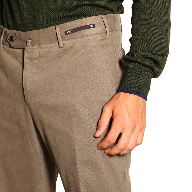 Pants Pt: Pants men Pt dove grey 5