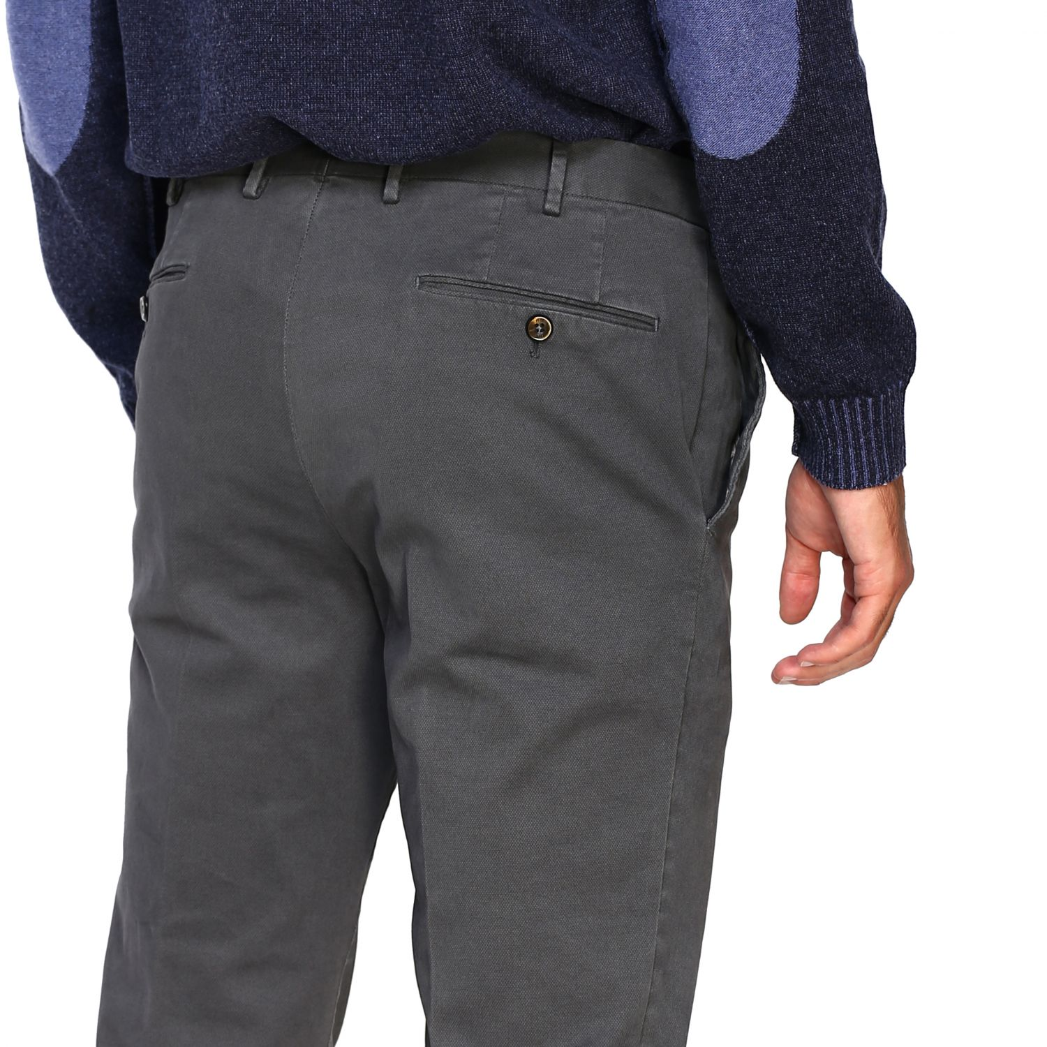 Trousers Pt: Trousers men Pt grey 5