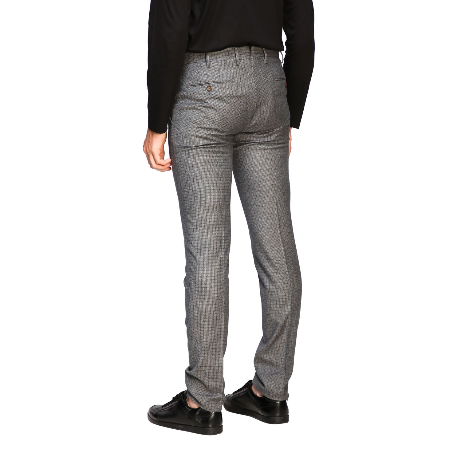 Trousers Pt: Trousers men Pt grey 3