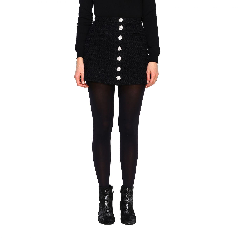 Skirt Greta Boldini: Skirt women Greta Boldini black 1