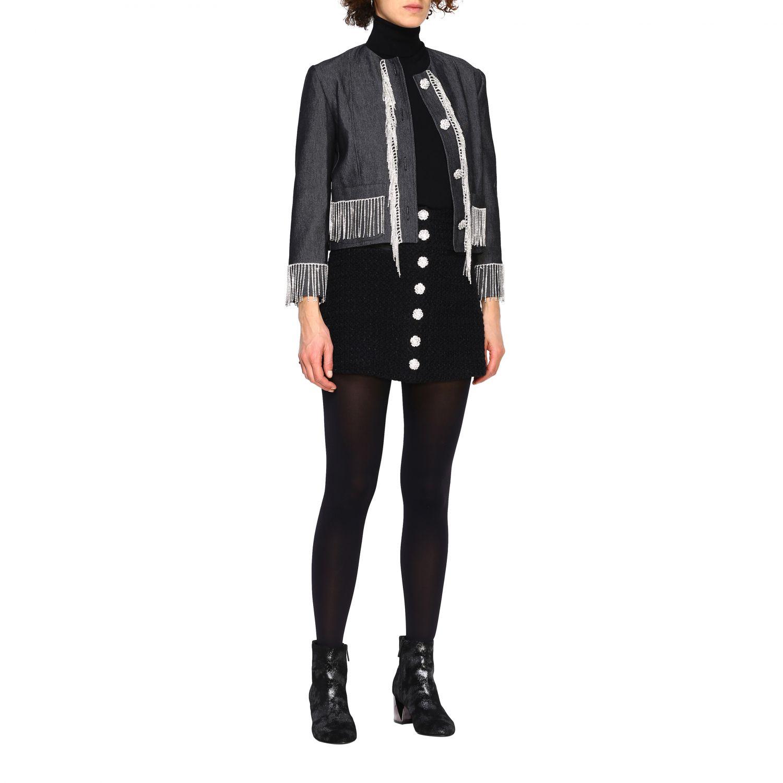 Skirt Greta Boldini: Skirt women Greta Boldini black 2