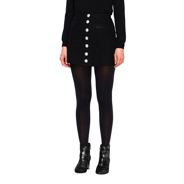 Skirt Greta Boldini: Skirt women Greta Boldini black 4