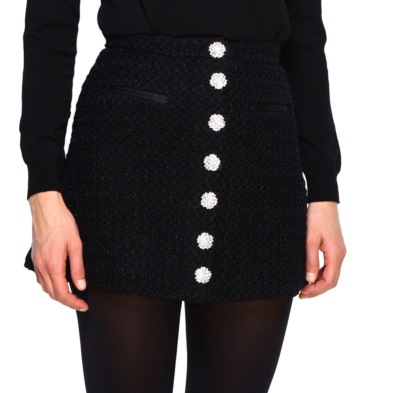 Skirt Greta Boldini: Skirt women Greta Boldini black 5