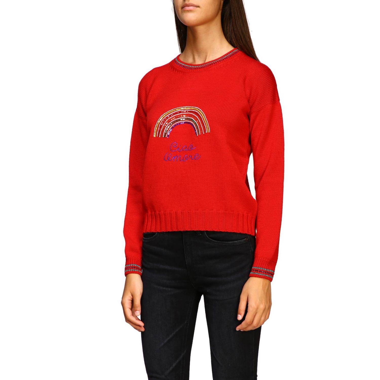 Свитер Женское Giada Benincasa красный 4