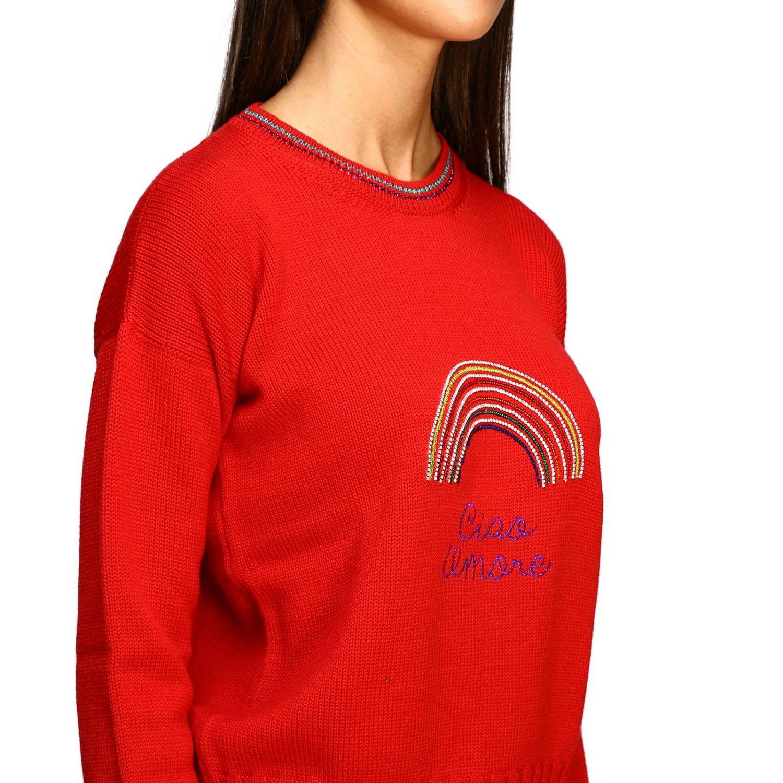 Свитер Женское Giada Benincasa красный 5