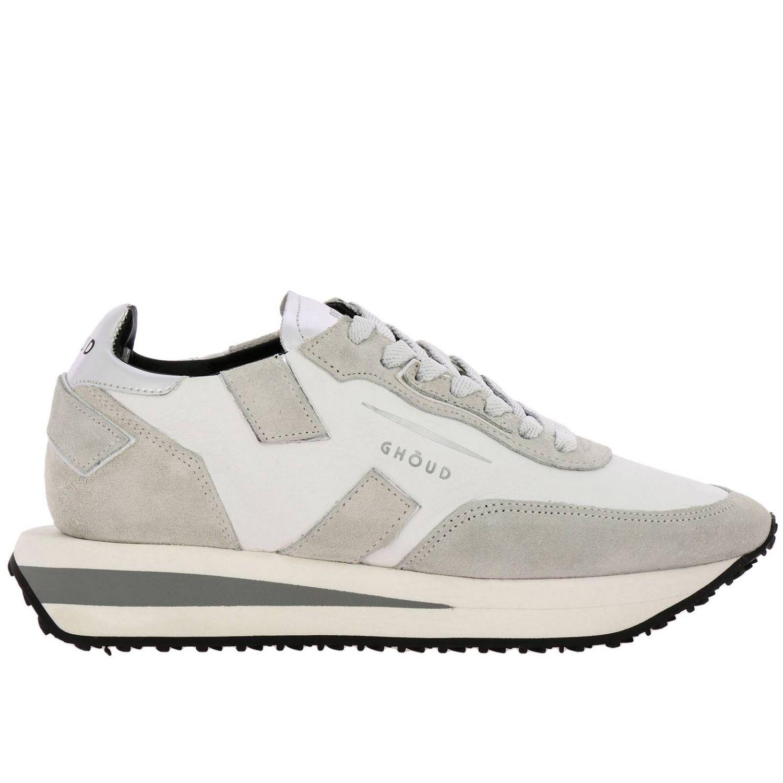 Sneakers Ghoud: Shoes women Ghoud white 1