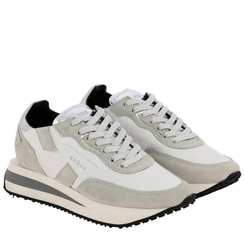 Sneakers Ghoud: Shoes women Ghoud white 2