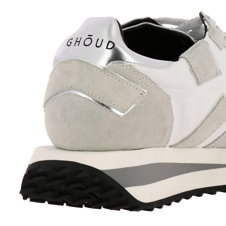 Sneakers Ghoud: Shoes women Ghoud white 4
