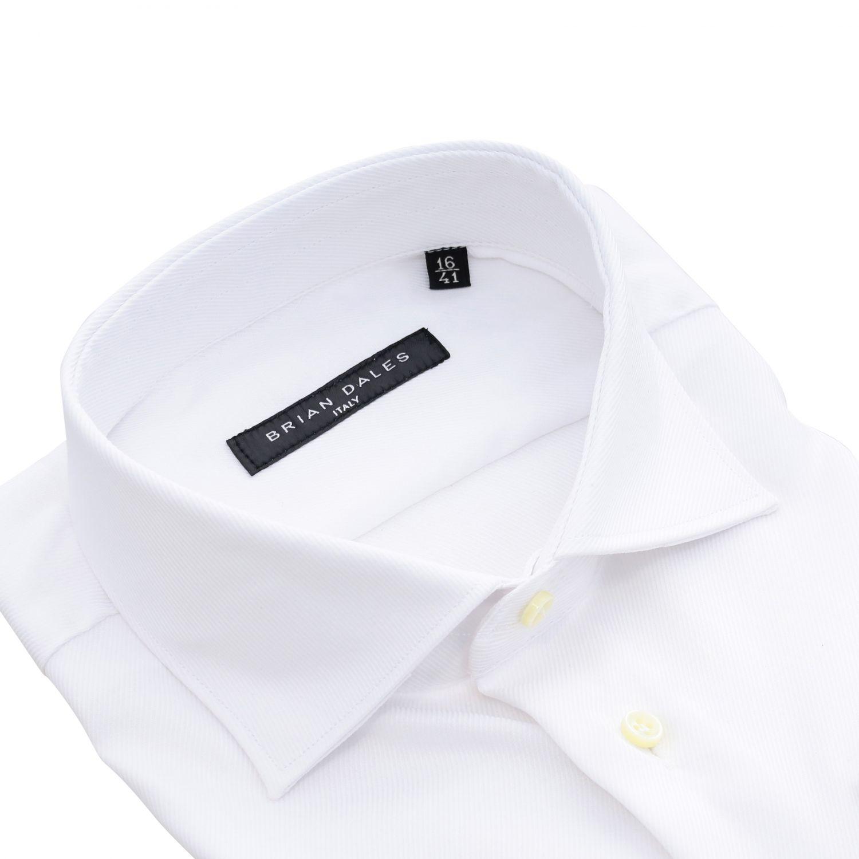 Shirt Brian Dales Camicie: Shirt men Brian Dales Camicie white 2