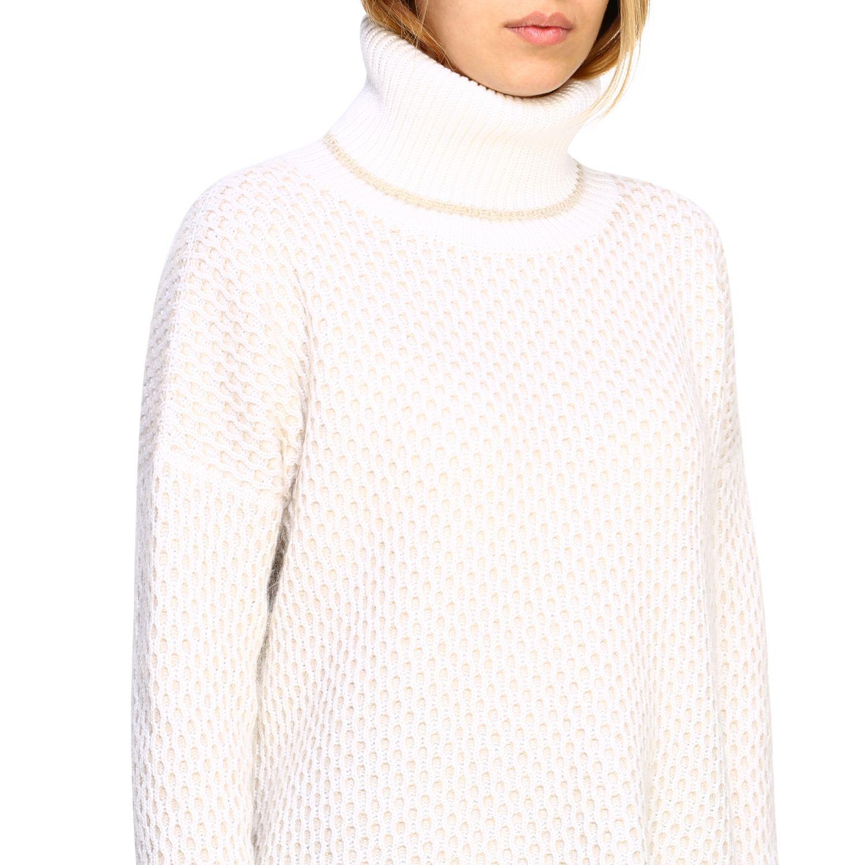 Pullover damen Cruciani yellow cream 5