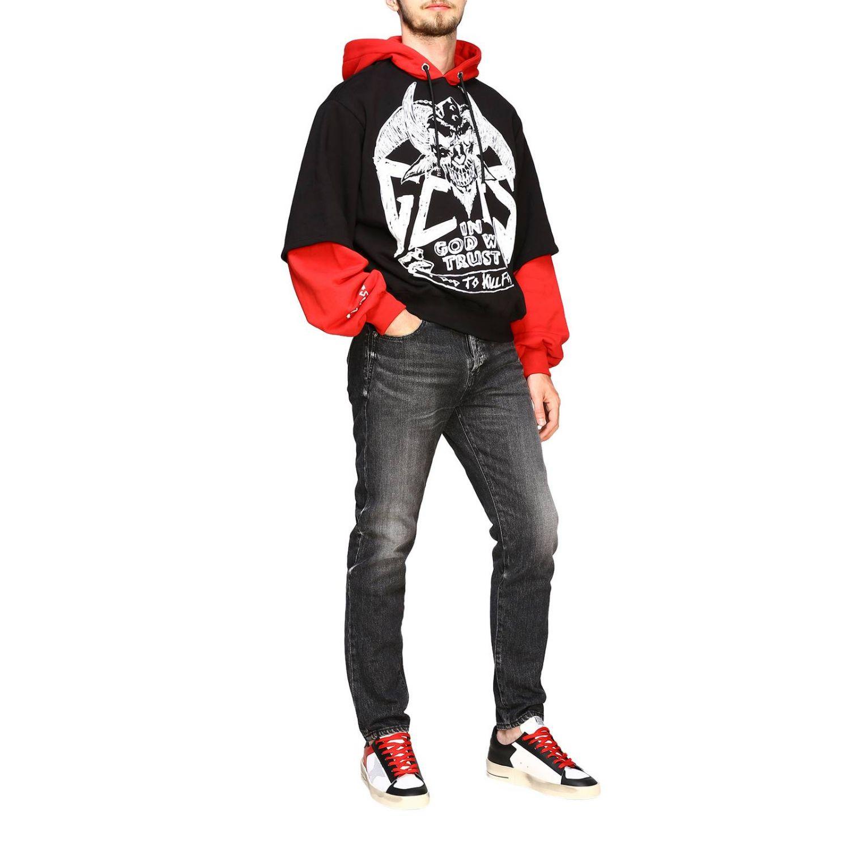 Sweater men Gcds black 2