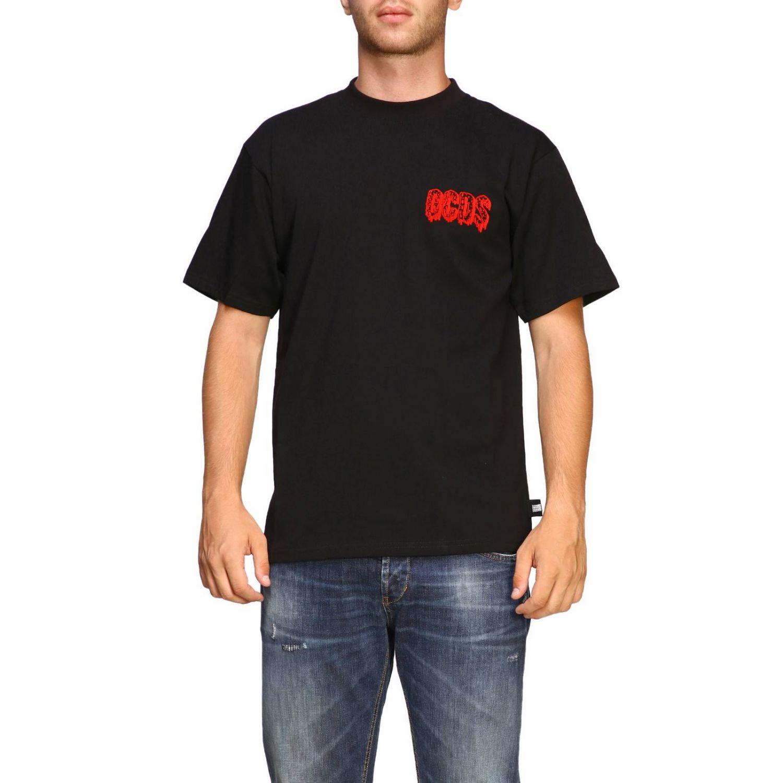 T-shirt men Gcds black 1