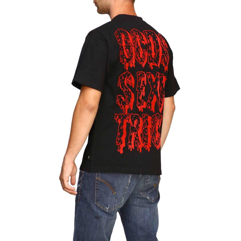 T-shirt men Gcds black 3