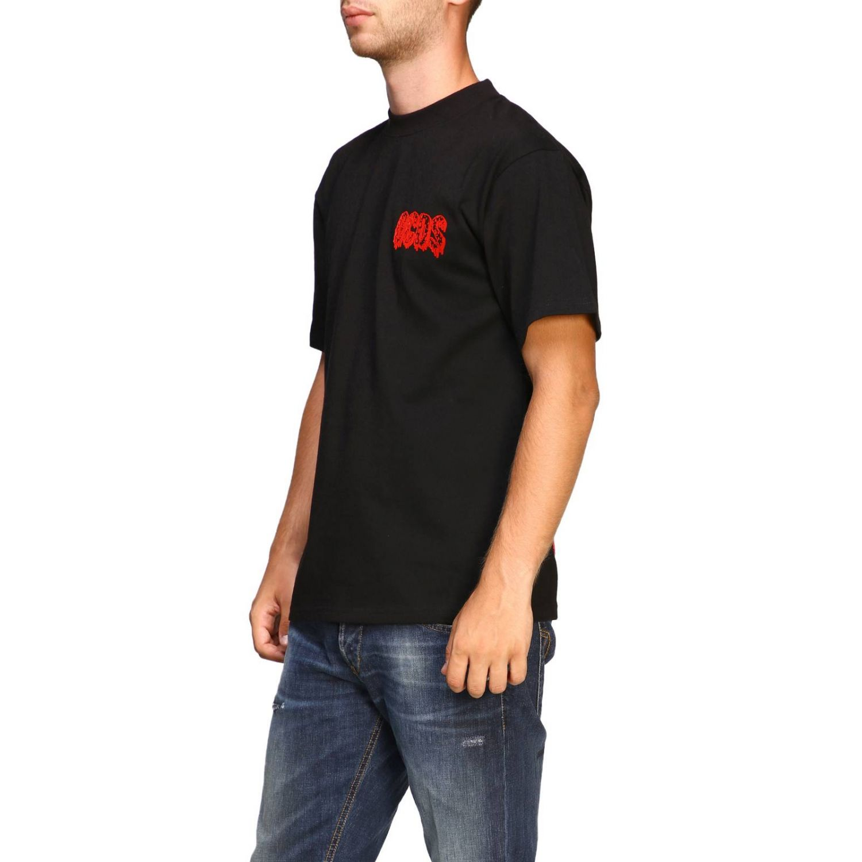 T-shirt men Gcds black 4