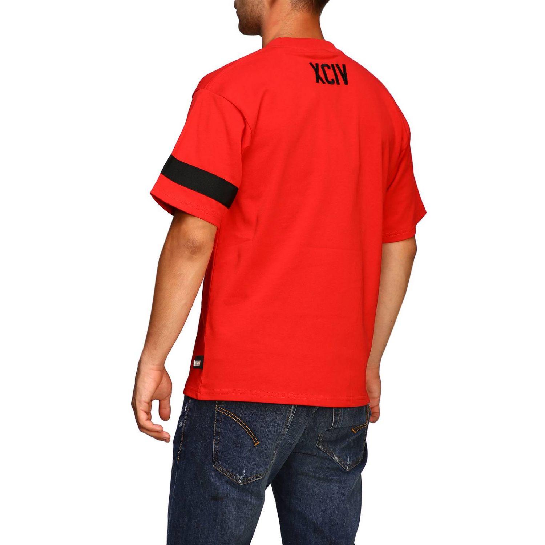 T恤 男士 Gcds 红色 3