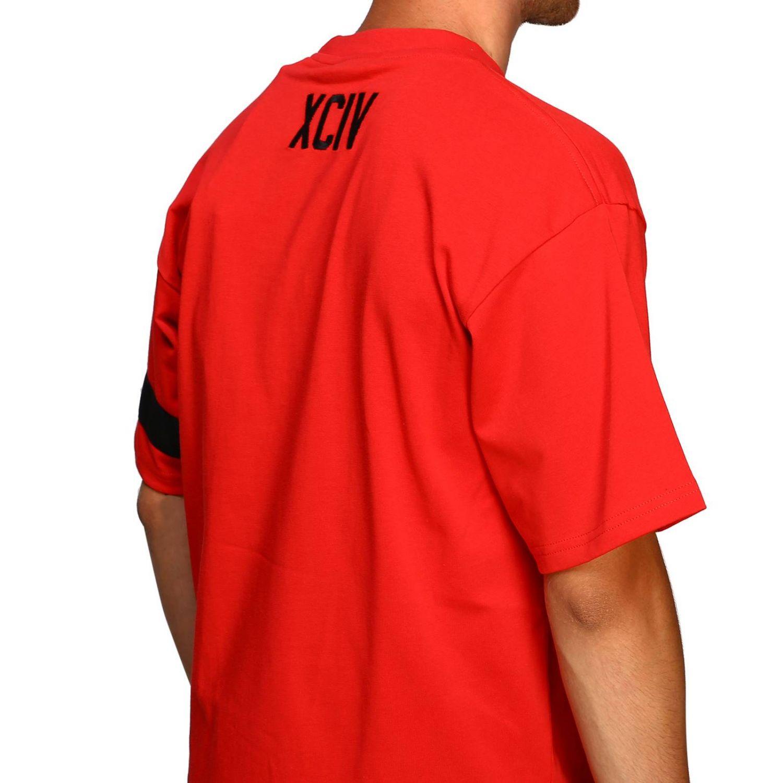 T恤 男士 Gcds 红色 5
