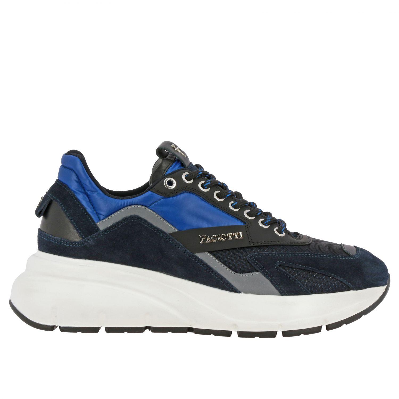 Sneakers Paciotti 4Us PU1TCA Giglio EN