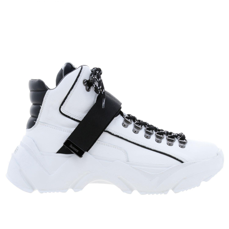 Zapatillas Paciotti 4Us: Zapatos hombre Paciotti 4us blanco 1