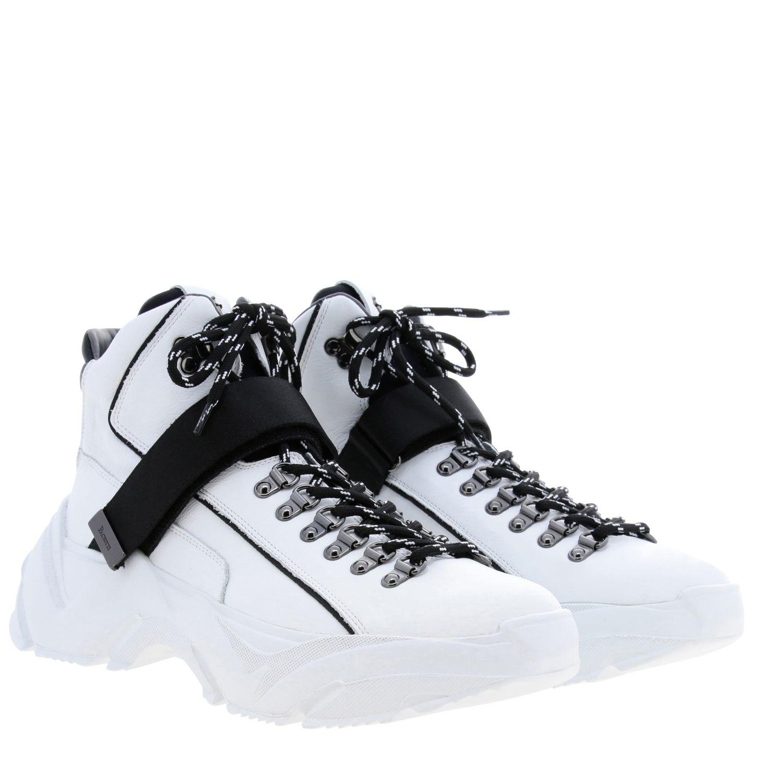 Zapatillas Paciotti 4Us: Zapatos hombre Paciotti 4us blanco 2