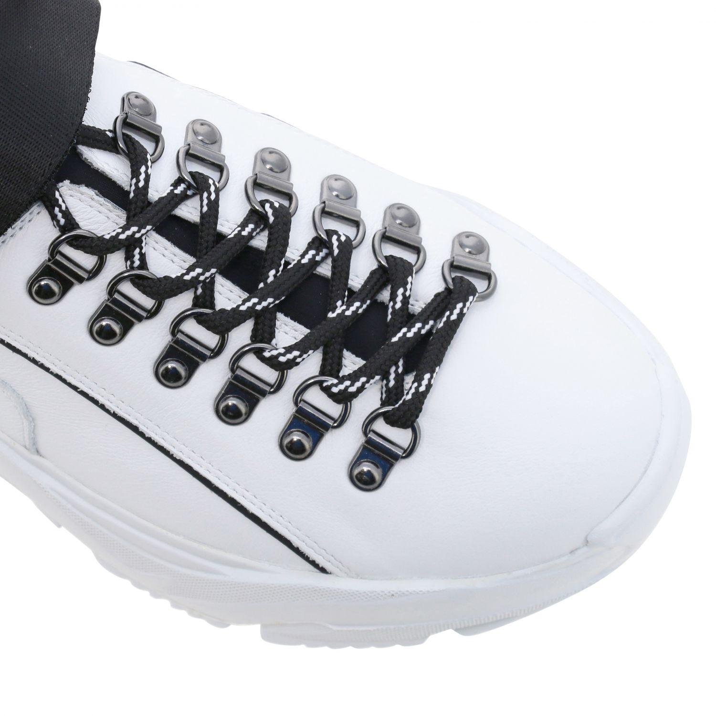 Zapatillas Paciotti 4Us: Zapatos hombre Paciotti 4us blanco 4