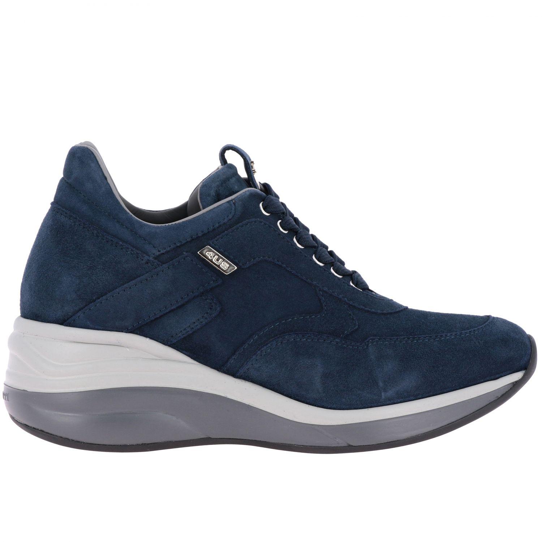 Zapatillas Paciotti 4Us: Zapatos mujer Paciotti 4us azul oscuro 1