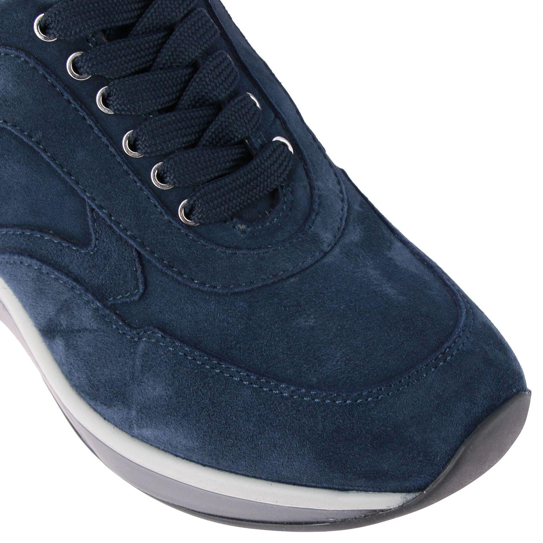 Zapatillas Paciotti 4Us: Zapatos mujer Paciotti 4us azul oscuro 4
