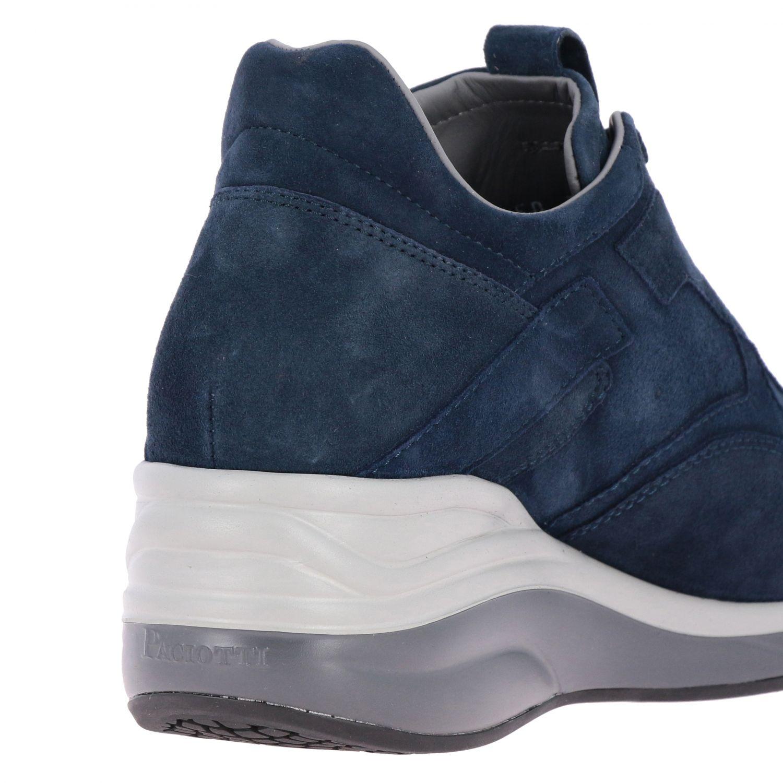 Zapatillas Paciotti 4Us: Zapatos mujer Paciotti 4us azul oscuro 5