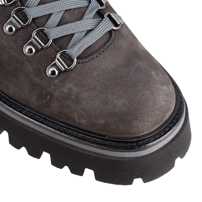 Schuhe damen Paciotti 4us grau 4