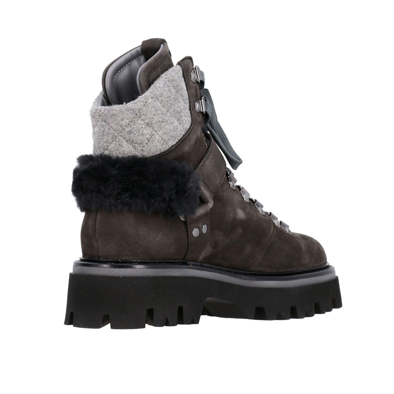 Schuhe damen Paciotti 4us grau 5