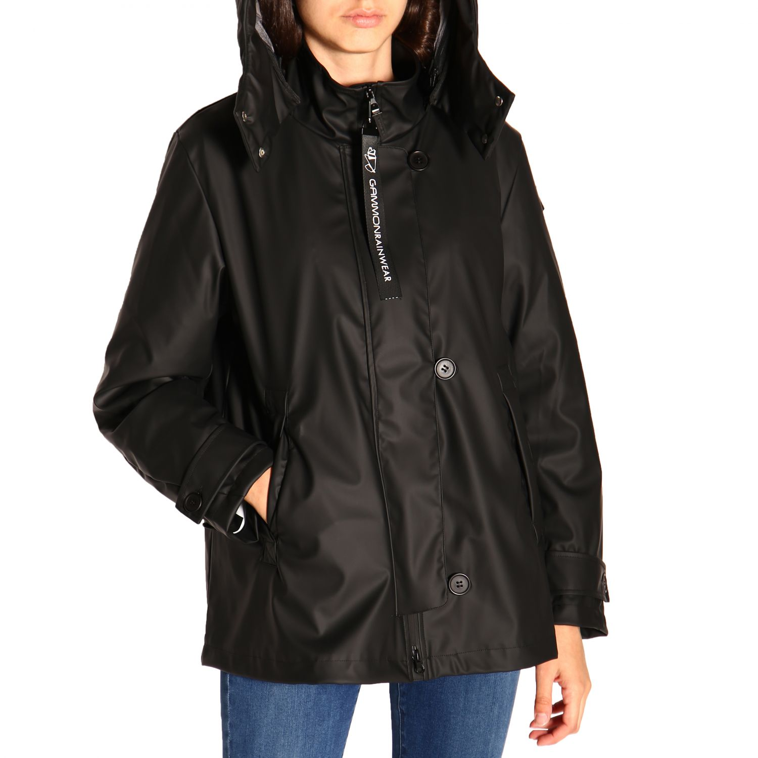 Куртка Женское Gammon черный 5