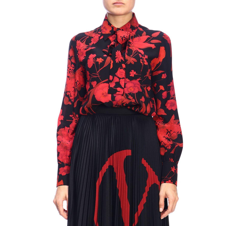 Shirt Valentino: Shirt women Valentino red 1