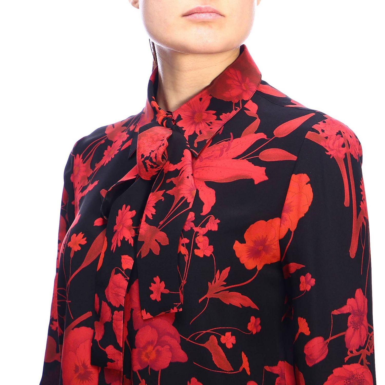 Shirt Valentino: Shirt women Valentino red 4