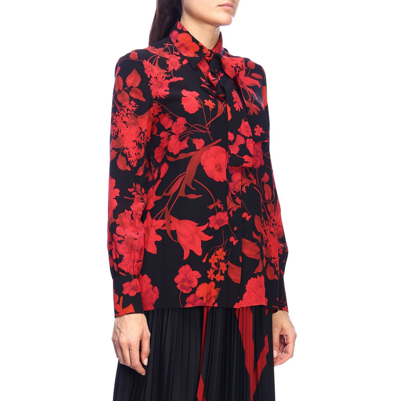 Shirt Valentino: Shirt women Valentino red 5