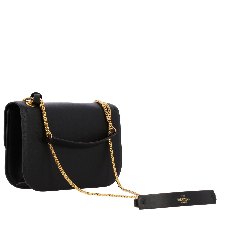 Shoulder bag women Valentino Garavani black 3