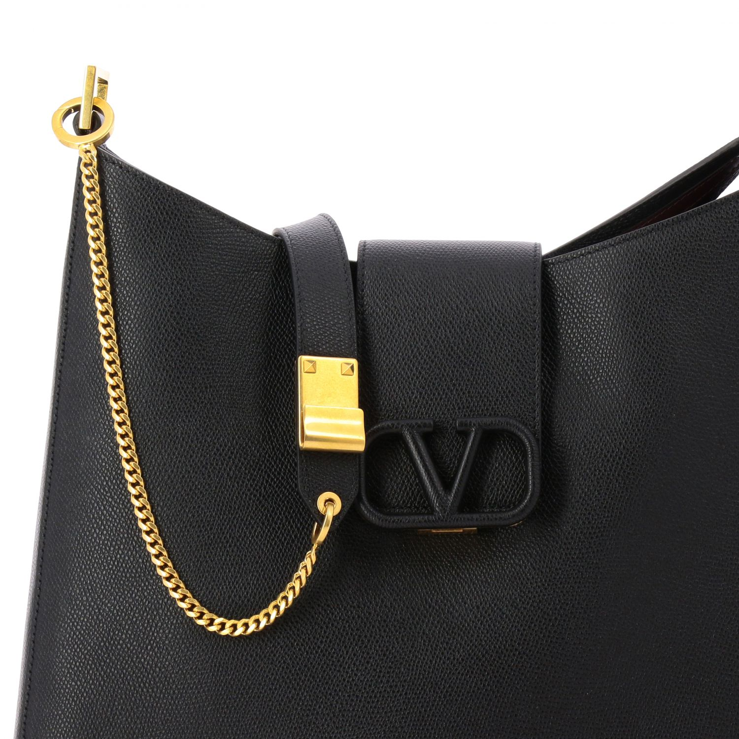Shoulder bag women Valentino Garavani black 4