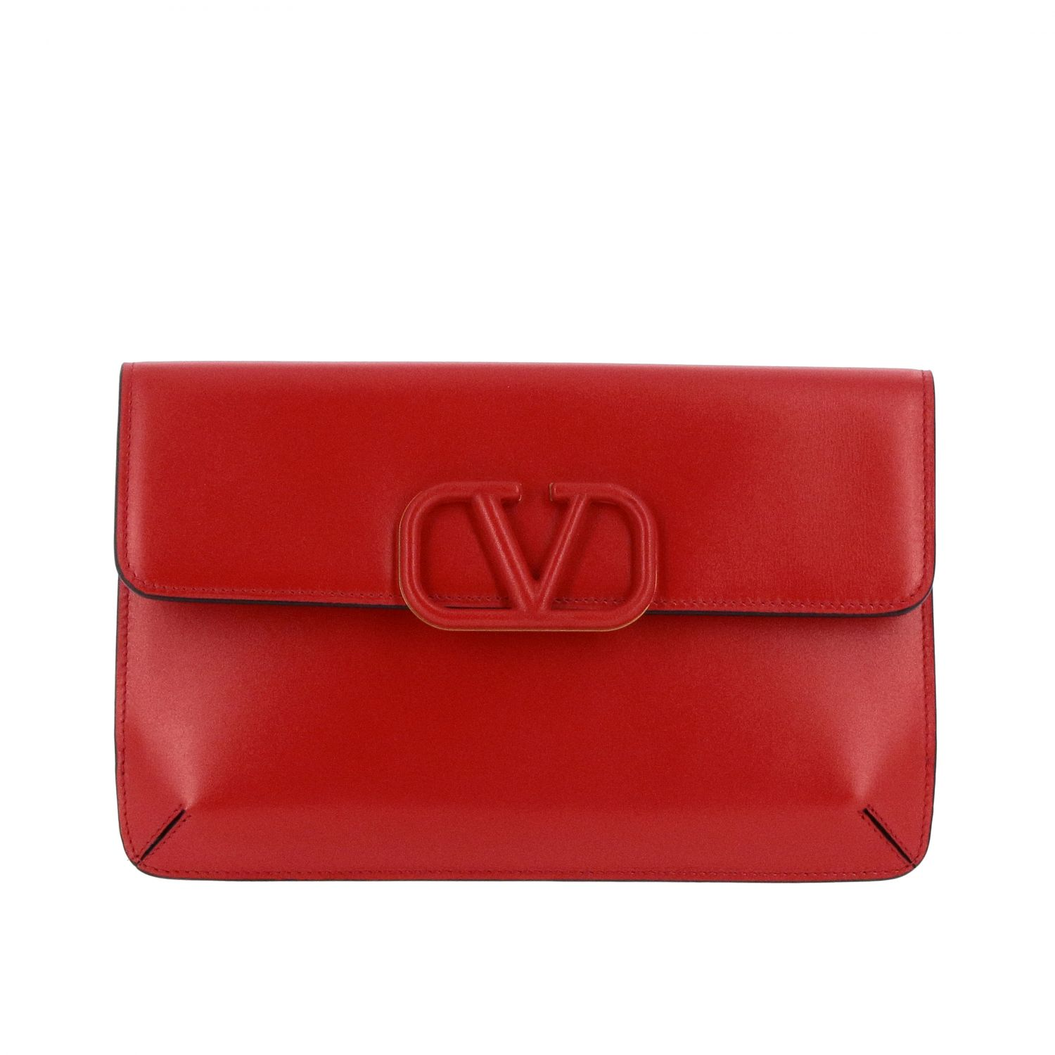 Clutch Valentino Garavani: Mini bag women Valentino Garavani red 1