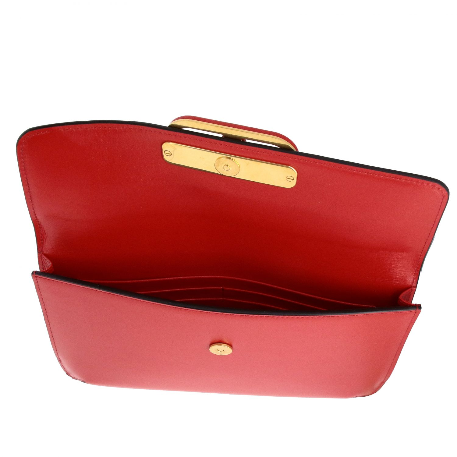 Clutch Valentino Garavani: Mini bag women Valentino Garavani red 5